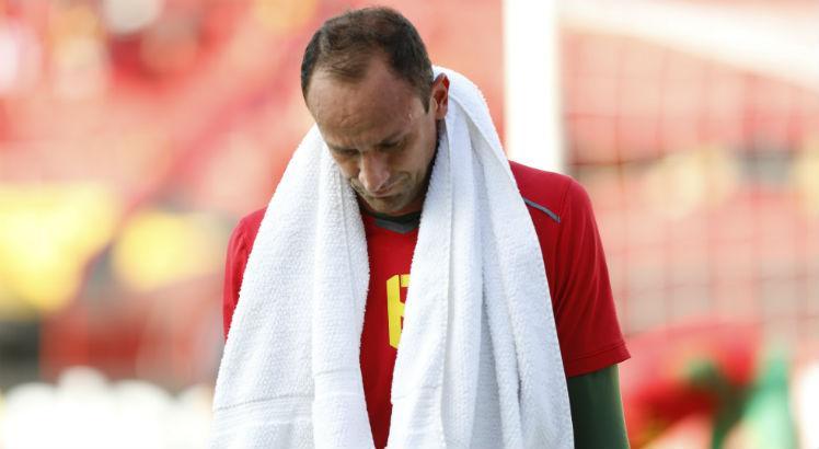 Diretor do Sport garante que Magrão não está doente: