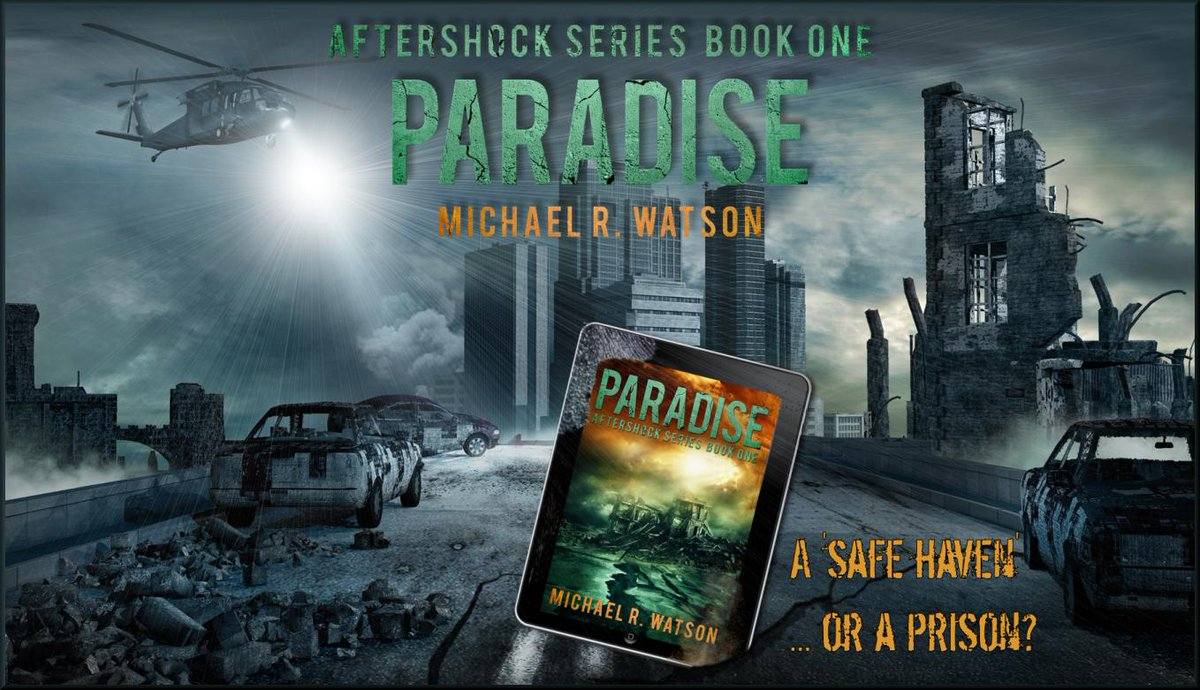 Pls share. 1st in the Aftershock series. Earthquakes devastate the country coast to coast. No electricity, no fuel, roadways impassable, food shortage. Chaos unfolds. #postapocalyptic #dystopian #thriller #syfy #survival https://t.co/1AzK0NqfwS            https://t.co/rMn99wgtkr