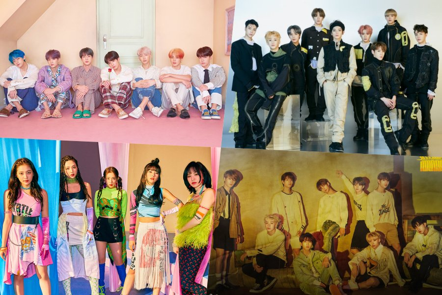 BTS, NCT 127, Red Velvet, Stray Kids, And More Take High Rankings On Billboard's World Albums Chart soompi.com/article/133456…