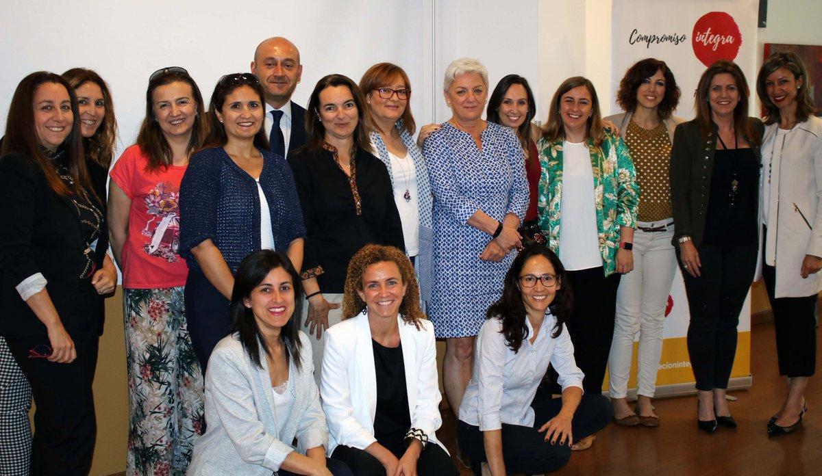 test Twitter Media - Fundación Integra y @GrupoAmavir realizaron una jornada de sensibilización sobre la situación de las mujeres que han sufrido violencia de género y las personas con #discapacidad que buscan una oportunidad laboral para comenzar una nueva vida. https://t.co/Ph9S21qQFO https://t.co/Ta4tgigBbq