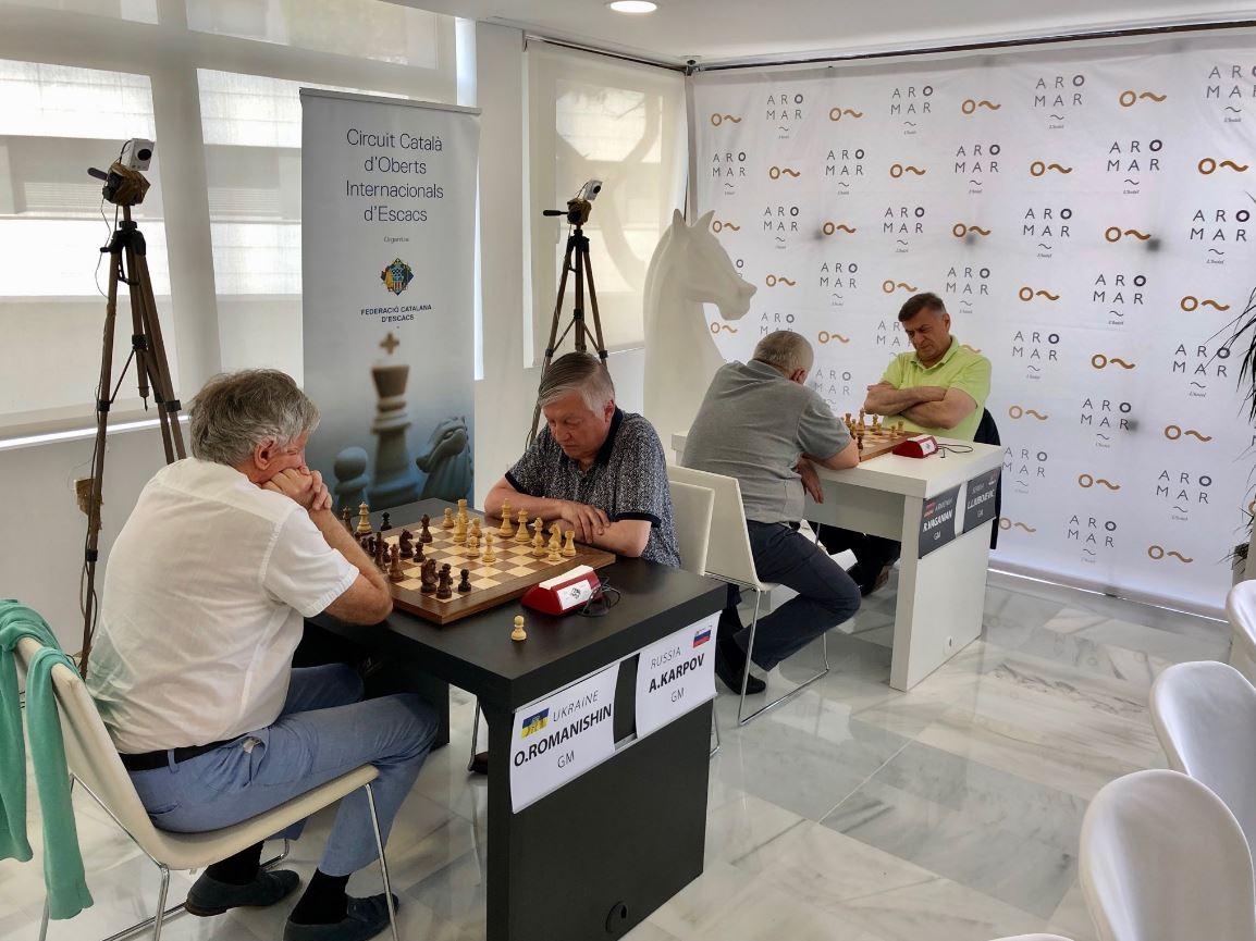 Fed  Catalana Escacs on Twitter: