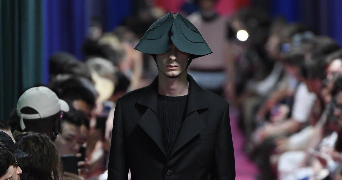 #Namacheko Spring Summer 2020 Men's Collection #PFW  https://www.theskinnybeep.com/2019/06/namacheko-spring-summer-2020-mens-collection-paris-fashion-week/…