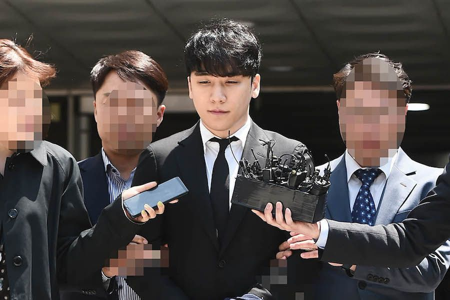 #ICYMI: #Seungri Forwarded To Prosecution On 7 Charges bit.ly/2Nao9pq