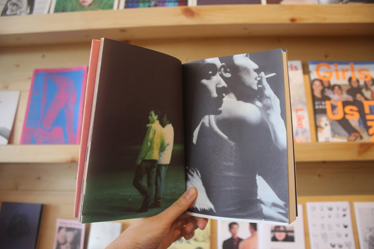 This queer zine library in Hong Kong is finding a global community 🌎🏳️🌈 aigaeod.co/2K3c17i #Pride