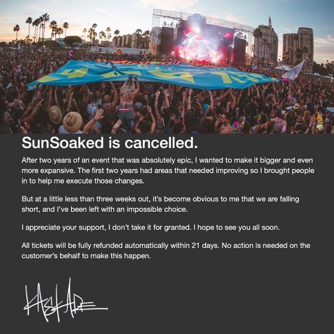 @kaskade's photo on Sunsoaked