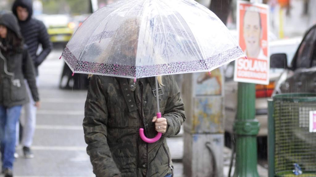 #Clima | Mirá cuánto llovió en Santa Rosa y la región