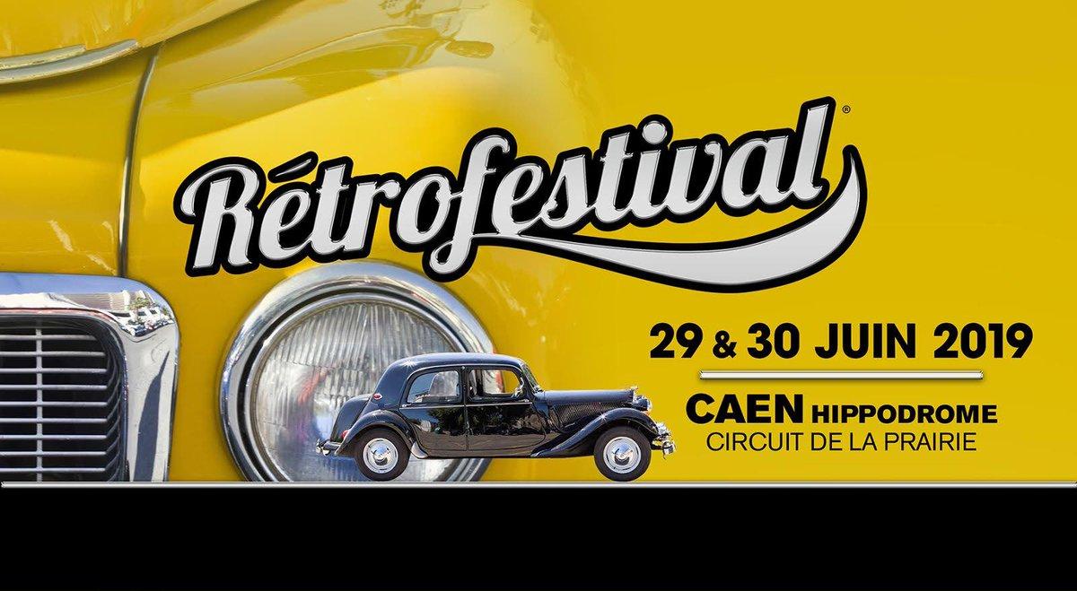 Venez rencontrer notre équipe au Rétrofestival -Caen -la Prairie pour découvrir la Foire Internationale de Caen 2019, ses nouveautés et son exposition-évènement inédite :