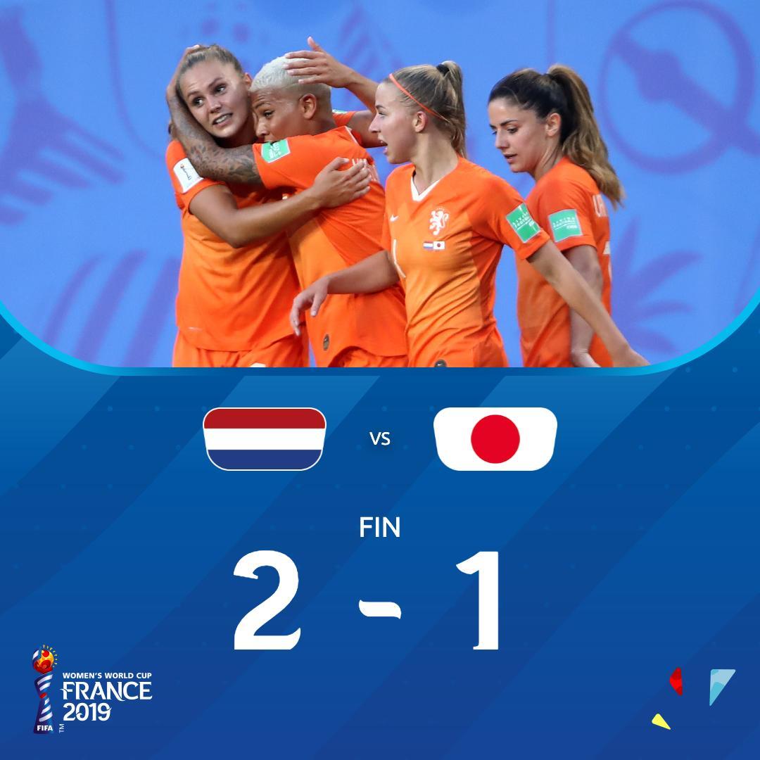 Pays-Bas-Japon
