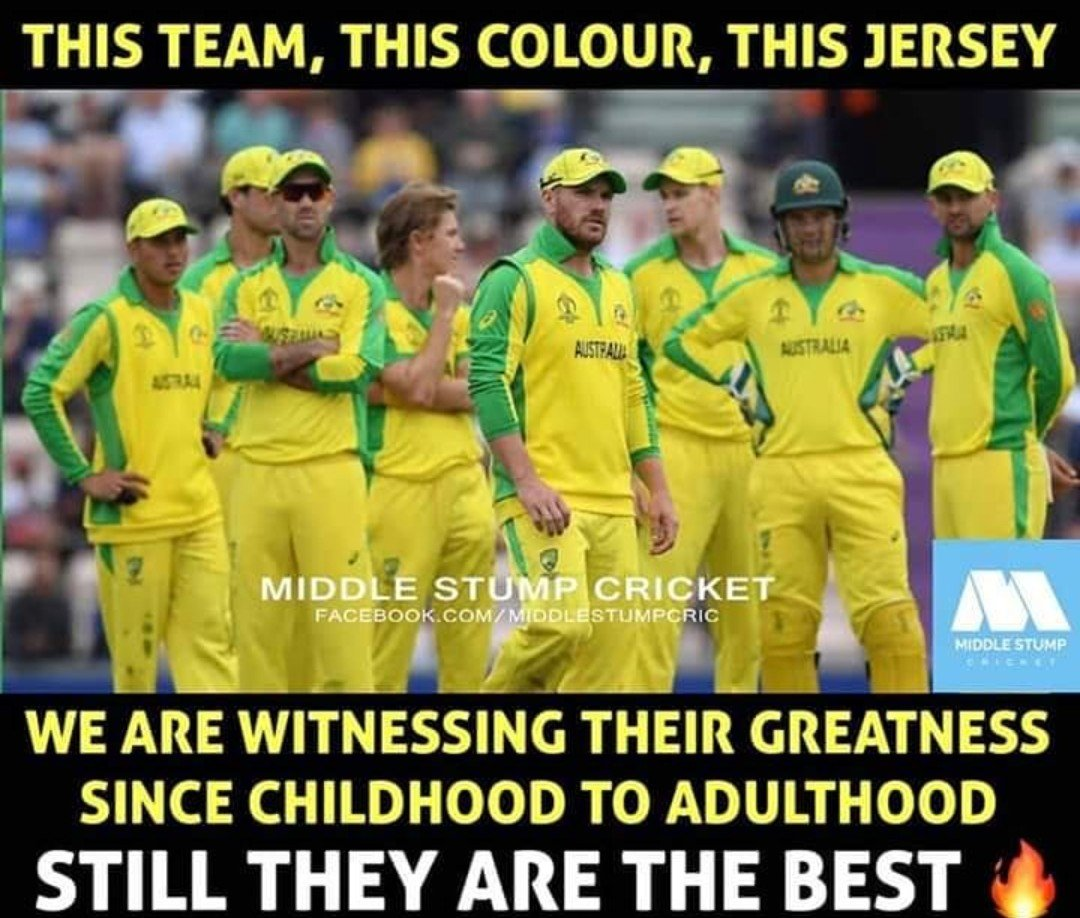 #CmonAussie 💪🔥🔥🔥🔥#AaronFinch 🙏🔥Starc&Behrendroff😍🔥Qualified for SemifinalOnce again prooved king of lords💪