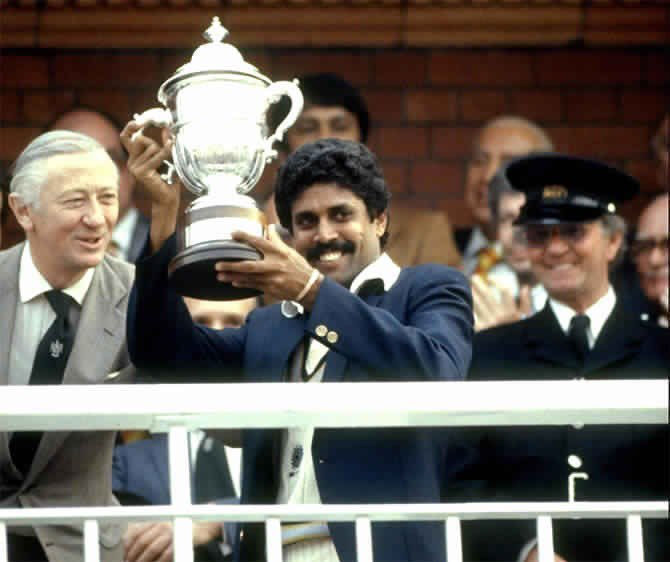 #HistoricWin ✊🏾The day that changed the fame INDIAN CRICKET 🤙25 June 1983 #KapilDev 🔥