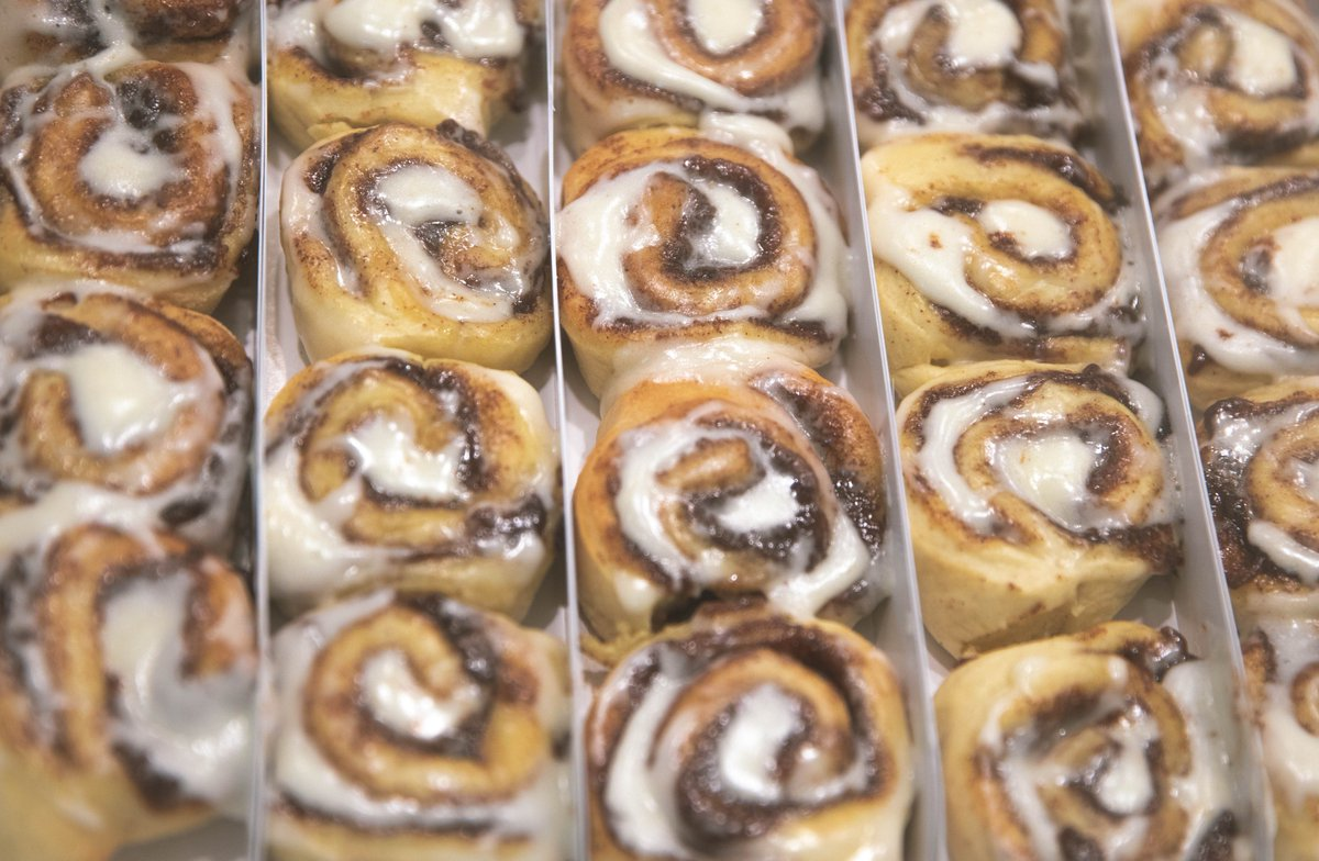 @Cinnabon's photo on #SweetTalk