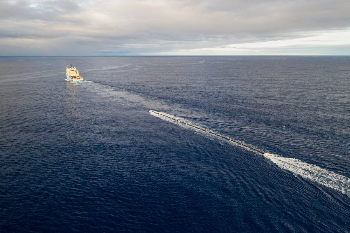 Soon arriving in the Great Pacific Garbage Patch