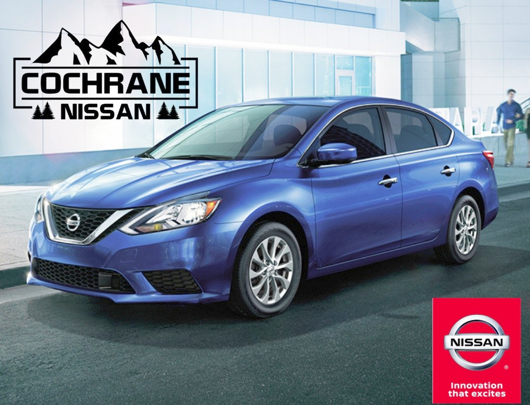 Hurry in to Cochrane Nissan and lease your 2019 Nissan Sentra for as low as $39 weekly at 0.9% APR! https://bit.ly/2vZK0ER pic.twitter.com/0QA0ARefLI