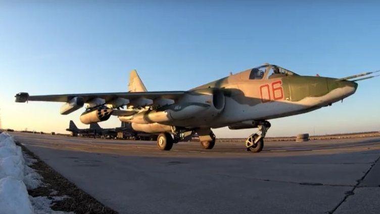 Реакция в Польше на поставку модернизированных Су-25 СМ 3 на Юг России