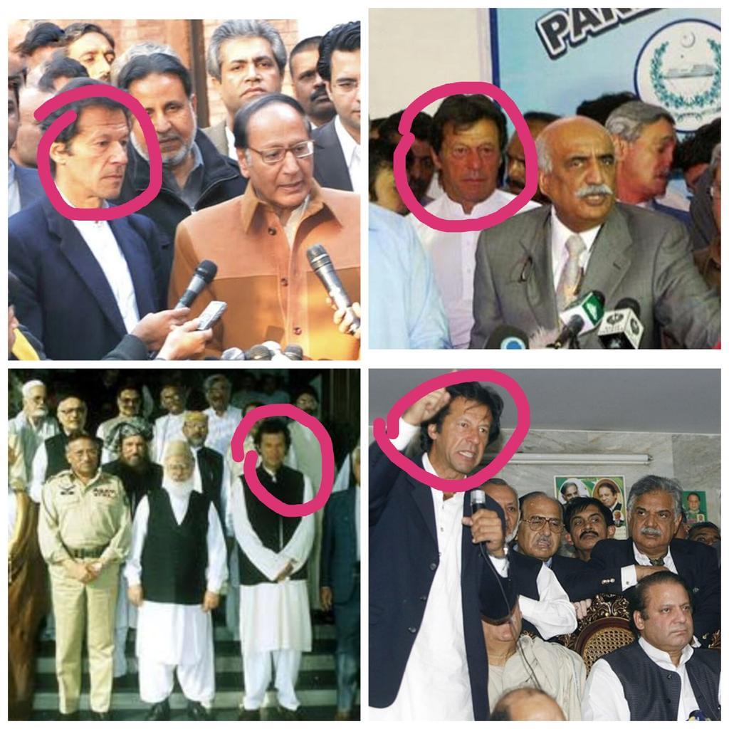 #PMLN #NawazSharif @pmln_org #SelectedPM #NadeemMalikLive #Pakistani #Pakistan #imrankhan #PTI #NayaPakistan #DawnNews #DunyaNews @KPKUpdates @PTIofficial محترم  مافیا کس کو کہہ رھے ھو آپ ؟؟؟ پچھلے23سال تو مہاتما کی حالت کچھ ایسی تھی  کھبی تیرے در کھبی اسکے در کھبی دربدر