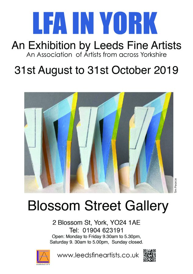 An Exhibition By Leeds Fine Arts