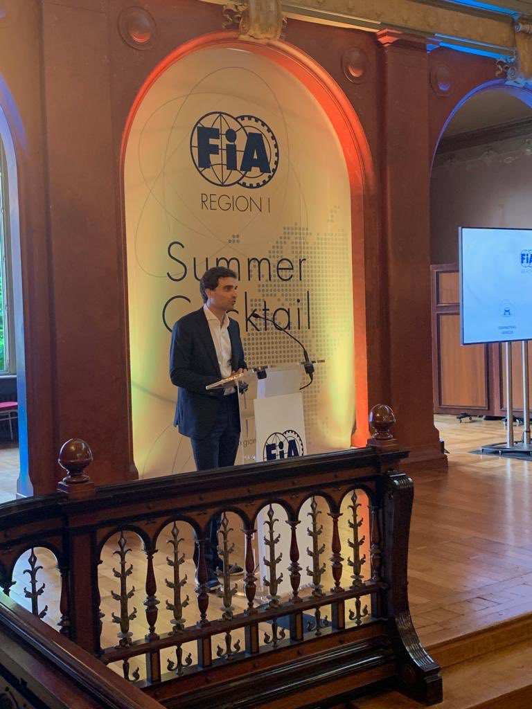 Inspiring speech by @thereal_JDA on what motivated him to join #FormulaE #ManifestoForMobility https://t.co/CWpHzLdNHZ