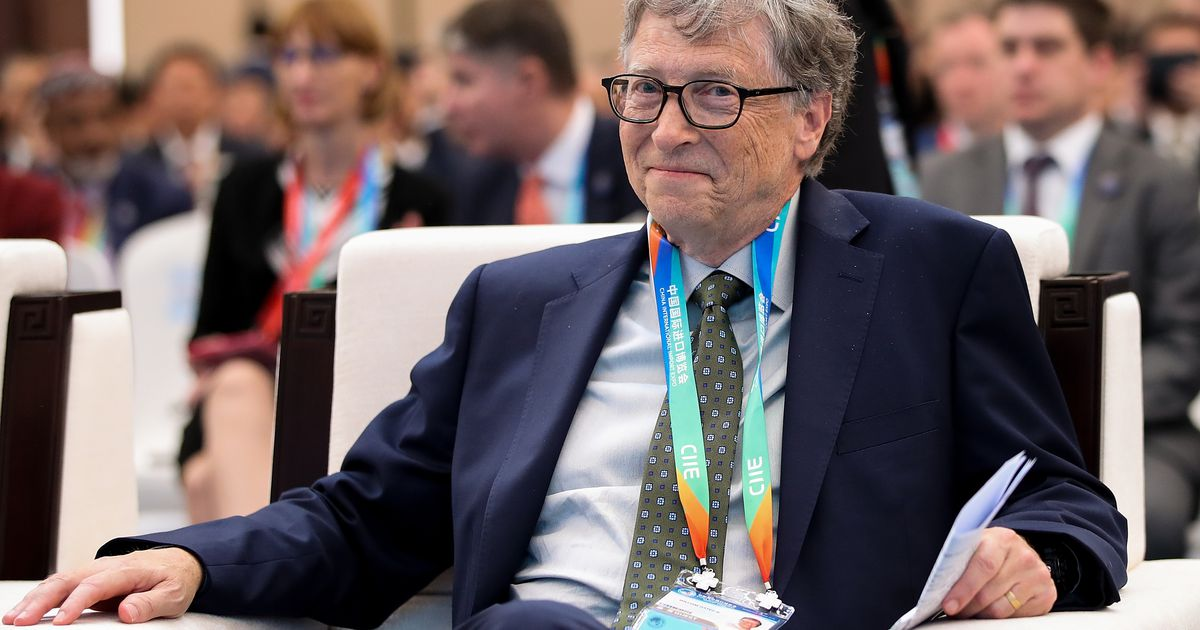 test Twitter Media - #BillGates reveals his greatest mistake https://t.co/v0GiEBuYbT https://t.co/X6fzk100Ul