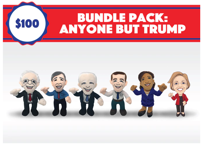 I will have a lot of thoughts about this as soon as I can beyond the fact that Elizabeth Warren appears to be the only one that's drawn on for some reason.