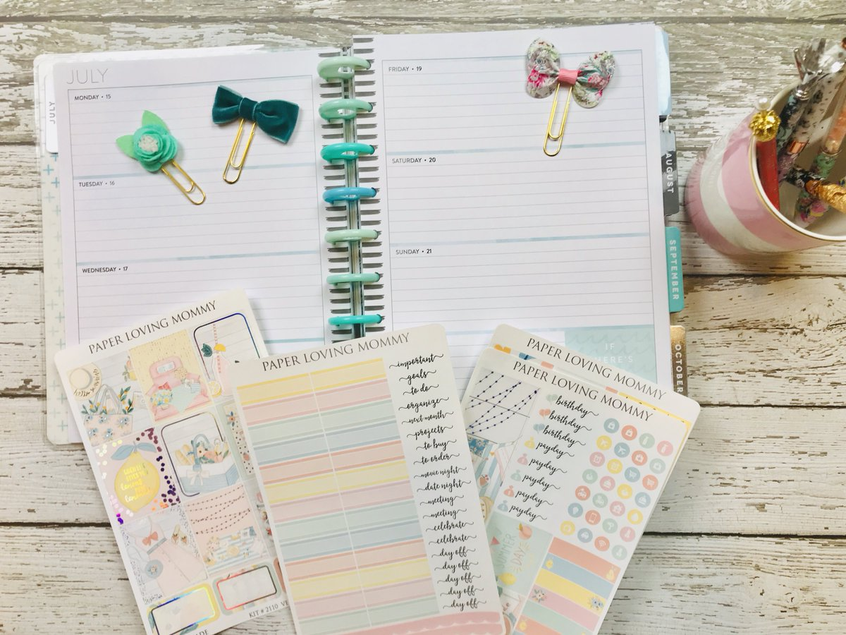 planneraccessories hashtag on Twitter
