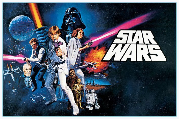 42 years ago on this day STAR WARS was released, and (movie) history forever changed. #StarWars #GeorgeLucas @HamillHimself<br>http://pic.twitter.com/atzDEf6fk3