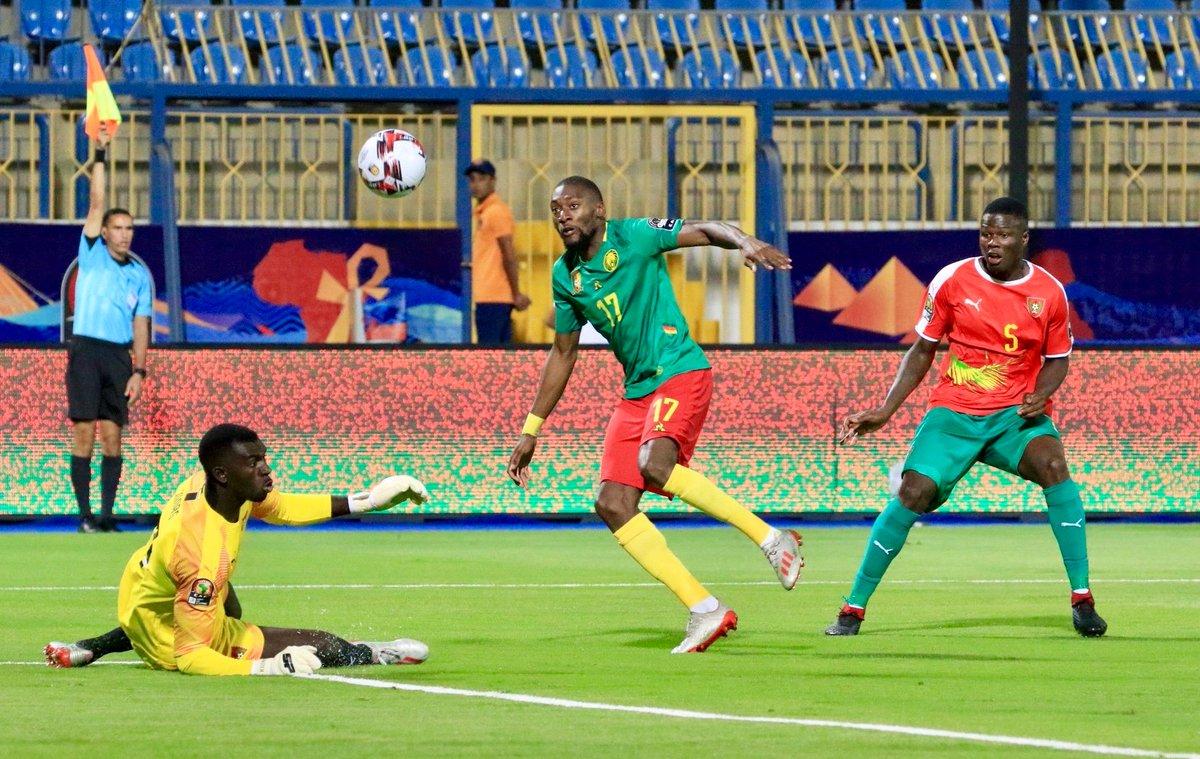 الكاميرون تبدأ حملة الدفاع عن العرش الأفريقي بالفوز على غينيا بيساو ! 25