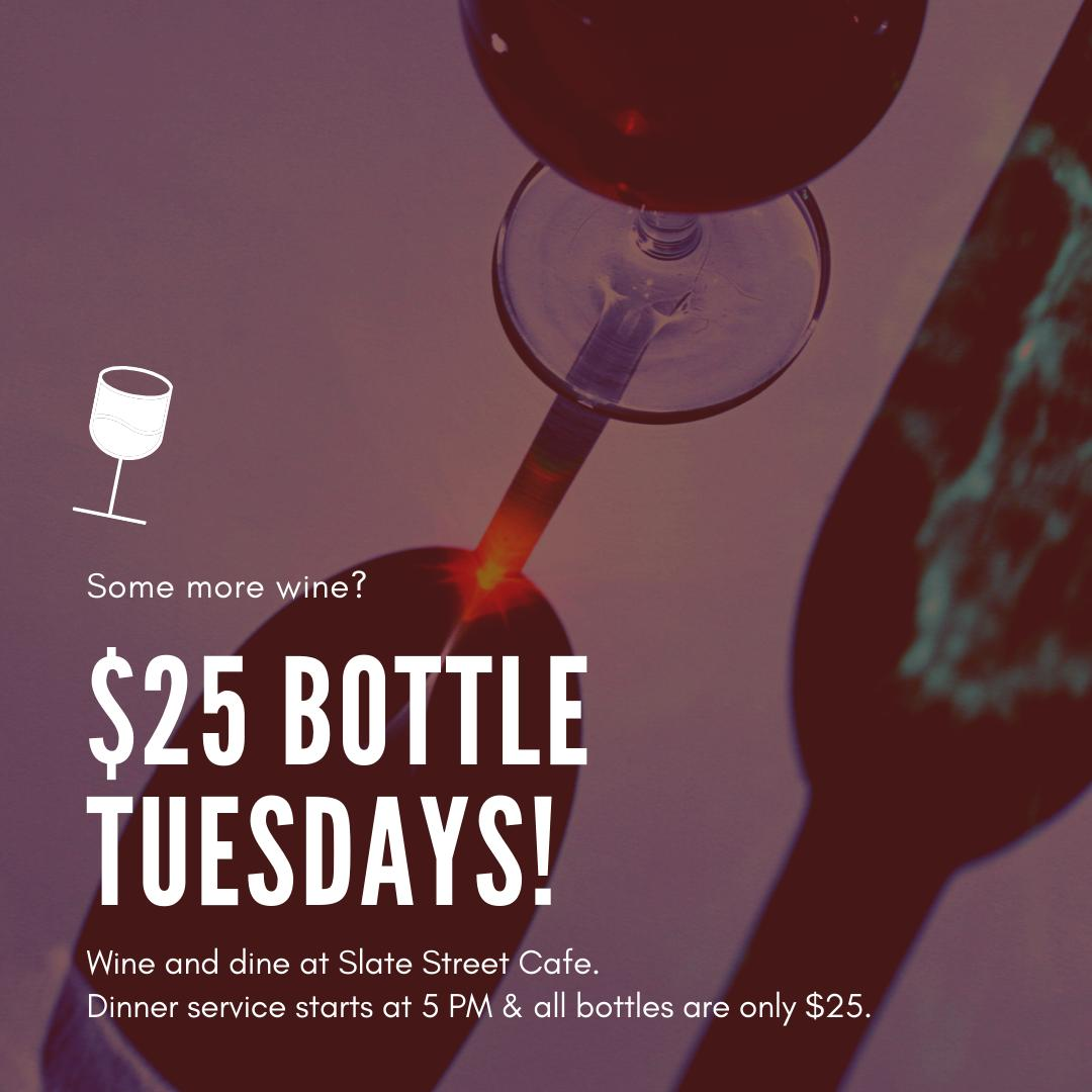 All bottles just $25!  #abq #eatlocalabq #albuquerque #nmcraftbeer #nmbeer #onealbuquerque #albuquerquefoodies #abqfoodies