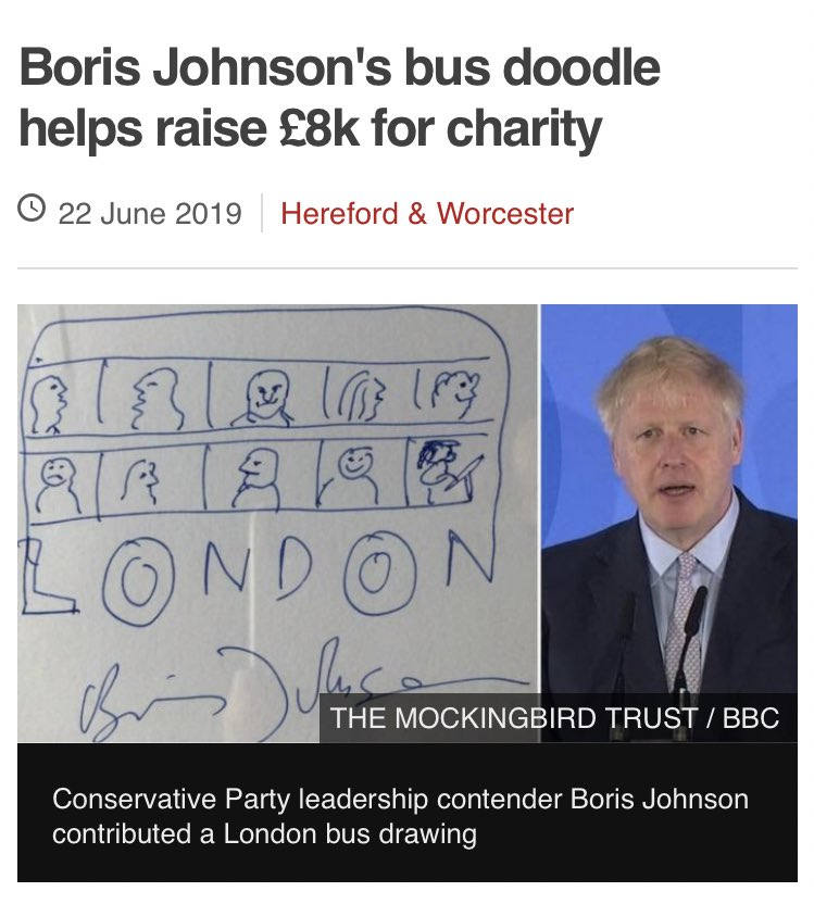 'Mesmerising': Boris Johnson's bizarre model buses claim raises eyebrows