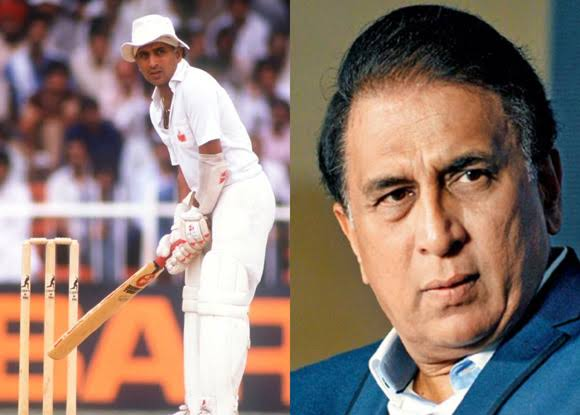 My fav, my favest, the hero of my childhood, and always always always my hero ..the man who inspired a generation to play cricket ..the one the only ..SMG.. d creator of d dancing natraj shot :p  #SunilManoharGavaskar  #SunilGavaskar  #SunnyGavaskar