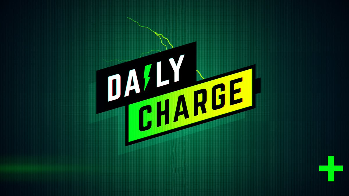 The Daily Charge - Cover