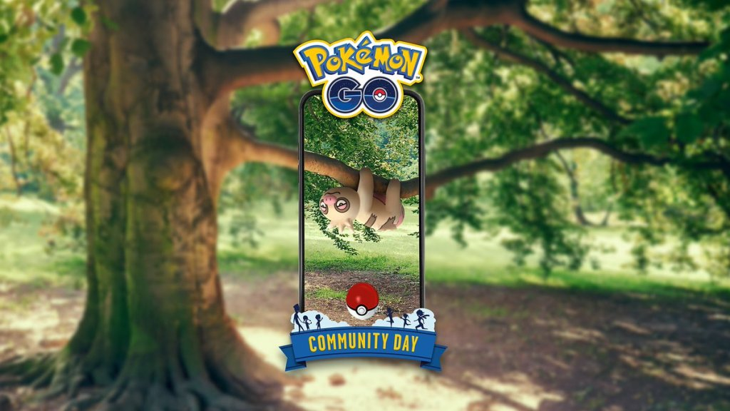 Second Slakoth #PokemonGOCommunityDay takes place from July 4 at 10 a.m. CEST to July 7 at 6 p.m. CEST in Europe, the Middle East and Africa  http:// pokemonblog.com/2019/06/25/sec ond-slakoth-pokemon-go-community-day-takes-place-from-july-4-at-10-a-m-cest-to-july-7-at-6-p-m-cest-in-europe-the-middle-east-and-africa/   … <br>http://pic.twitter.com/d677OXS1Xf
