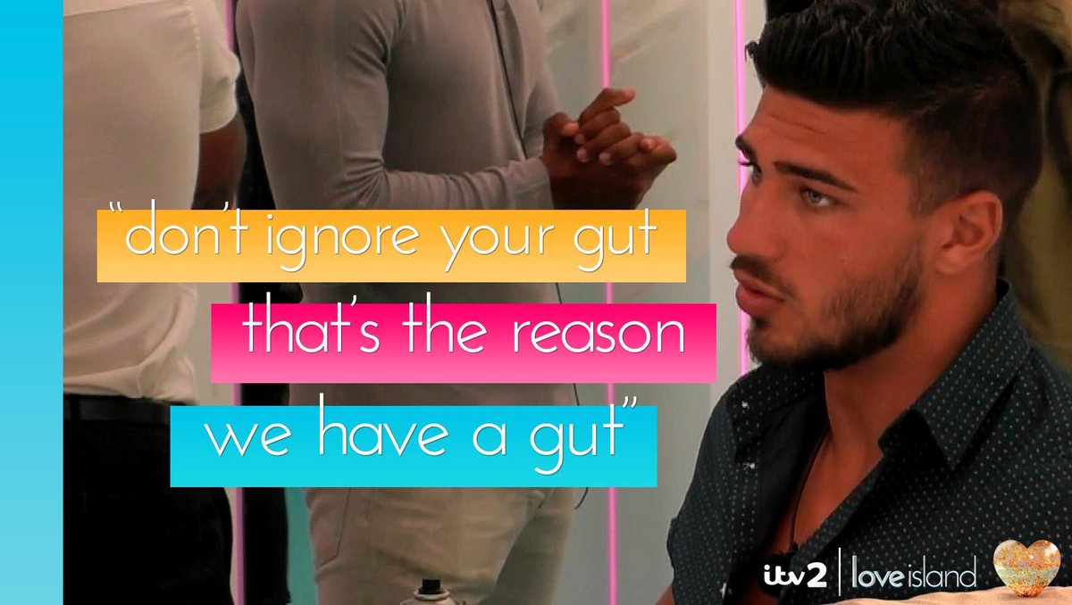 I love Tommy but sometimes I am concerned with what he comes up with  #loveisland <br>http://pic.twitter.com/13dl6mK1Zb