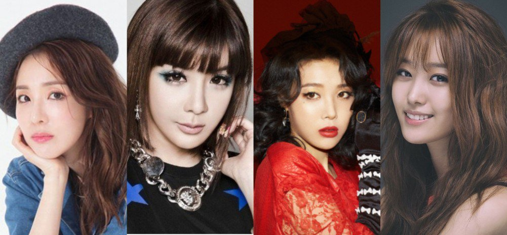 Video Star to have a 2nd gen girl group special featuring members from 2NE1, Wonder Girls, 4minute, and SECRET allkpop.com/article/2019/0…