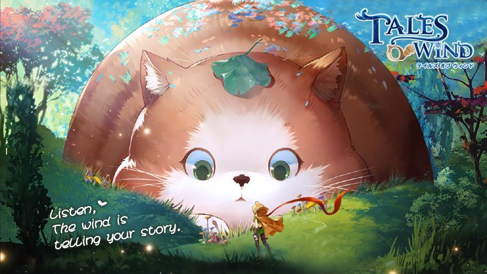 #Tales Of Wind# Embark on your journey and join adventures together with your friends! <br>http://pic.twitter.com/RALxJ2Sc5e