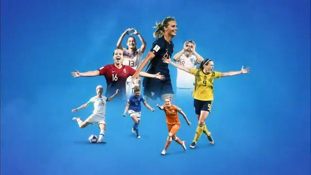 Meet your #FIFAWWC quarter-finalists, ladies and gentlemen... #NOR#ENG#FRA#USA #GER#SWE#ITA #NED