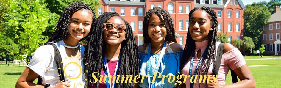 Spelman's summer programs are in full swing and designed to transform high school students into life-long learners who excel and thrive inside and outside of the classroom. Read more: http://bit.ly/2Me1of9