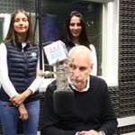 Image for the Tweet beginning: En #Rosario, en Radio LT8,