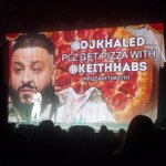 Image for the Tweet beginning: Hey, @djkhaled , will you