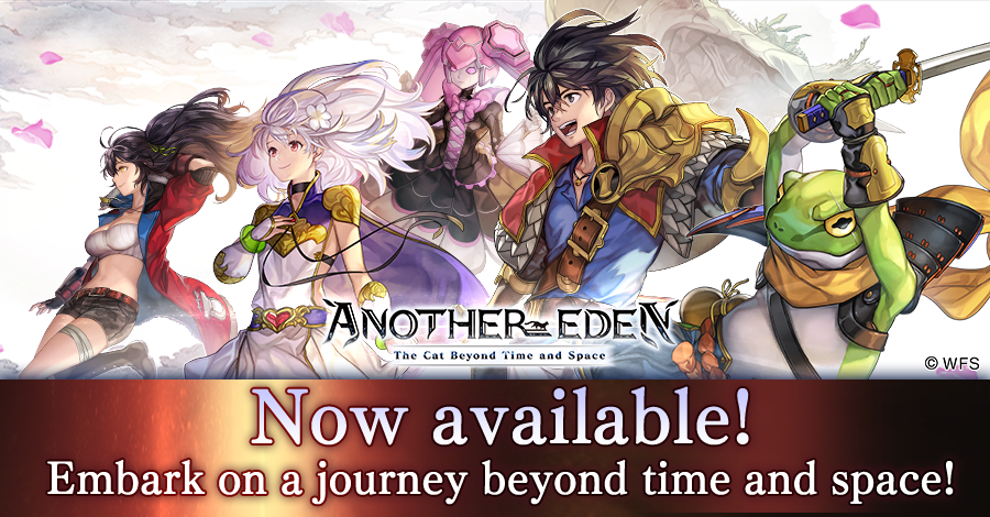 Another Eden: The Cat Beyond Time and Space (Single-Player