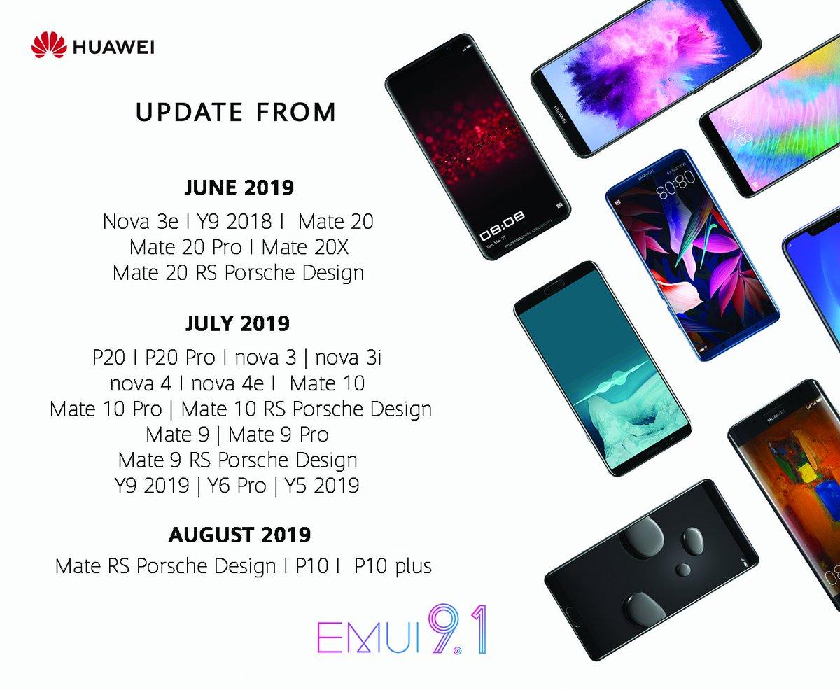 Huawei p20 lite emui 9 beta download | Huawei EMUI 9 1 Beta