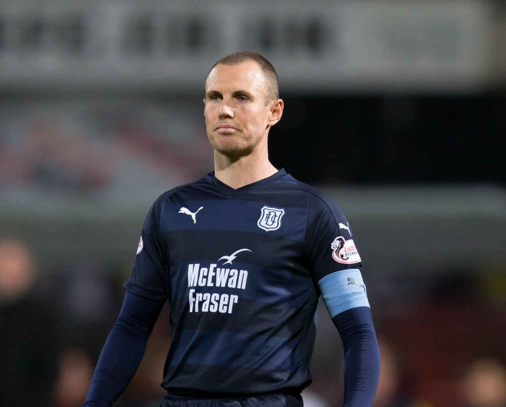Veteran striker Kenny Miller is set to join Partick Thistle on a one-year deal just a day after leaving Dundee. More here 👉https://bbc.in/2X23Z0s