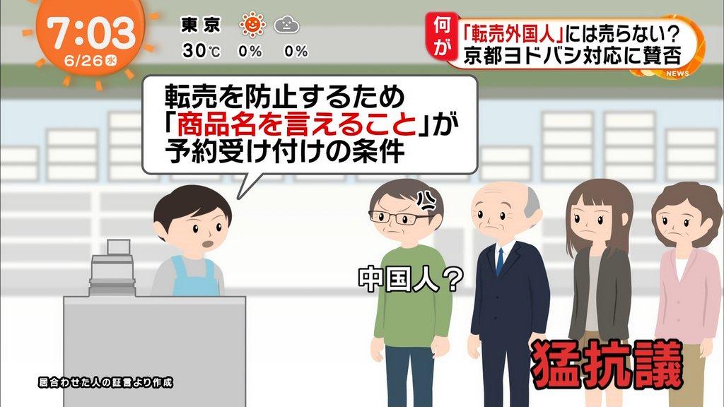 京都ヨドバシの転売対策に賛否両論?転売外国人に売らないために取った行動がこれwww