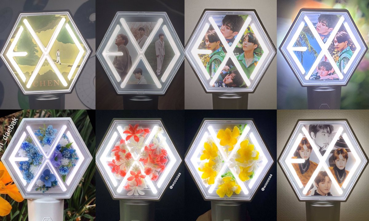 RT @imjonginswife: CREATIVITY LEVEL: EXO-LS 💕👏🏻  (the photos are not mine, credits to the rightful owners. 🤗) https://t.co/rwr8tL2uA3