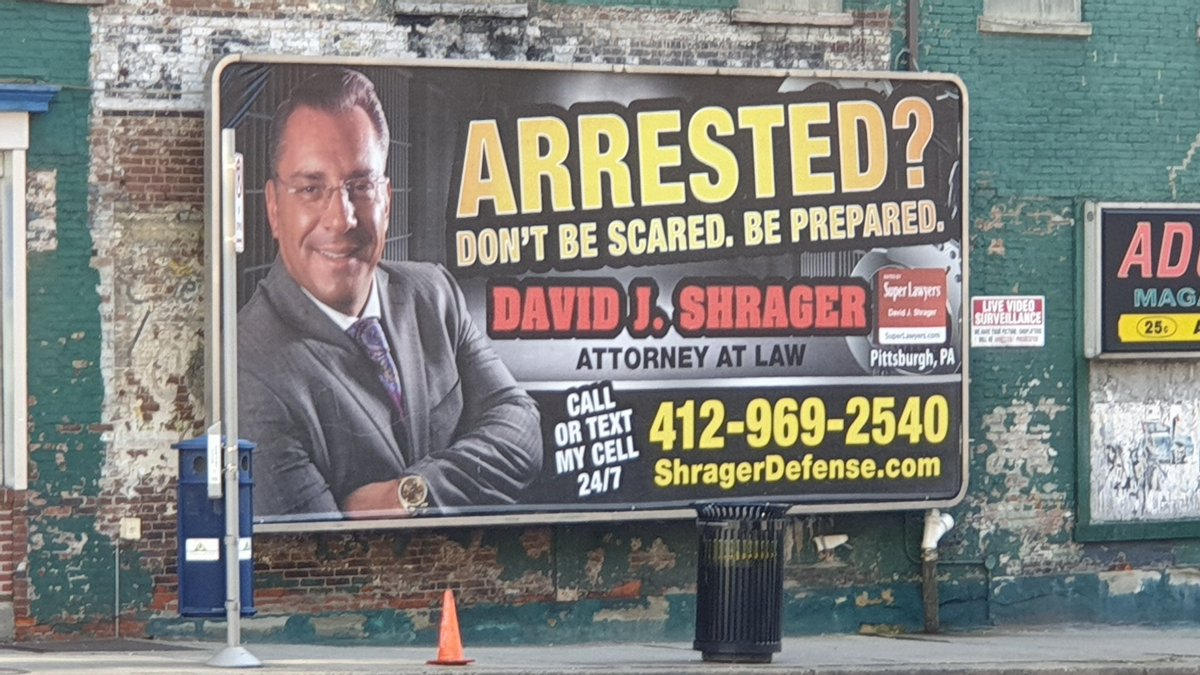 Werbung für Anwälte ist in den USA deutlich offensiver. Ein Modell für Deutschland?