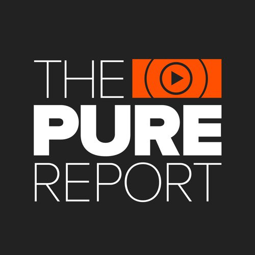Disruptive Live with Pure CMO Robson Grieve on the #PureReport bit.ly/2Lk98Ph