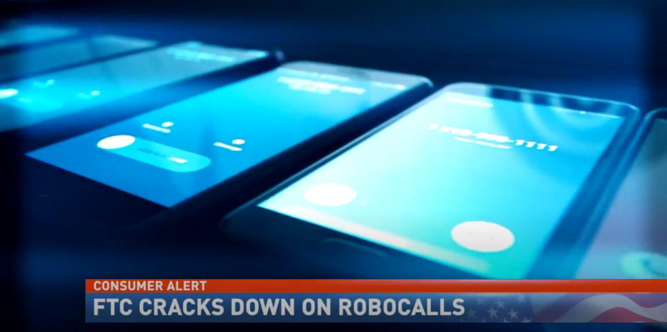 test Twitter Media - FTC cracks down on Robocalls after receiving over 10,000 complaints per day in 2018  https://t.co/ItuX3yGVHe https://t.co/rajVCbaur1