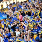 Image for the Tweet beginning: The Parramatta Eels Club has