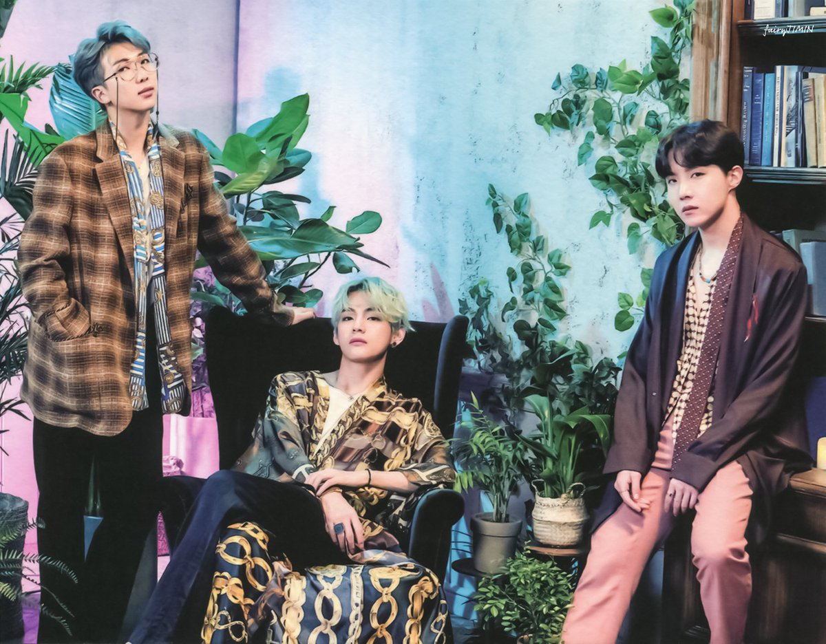 R&VOPE - 5th Muster POP-UP CARD scan & edit  #남준 #RM #호석 #JHOPE #태형 #V @BTS_twt https://t.co/Nvao20TZZb