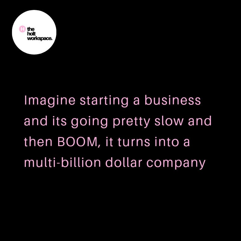 Imagine that ..✨ #theholtworkspace