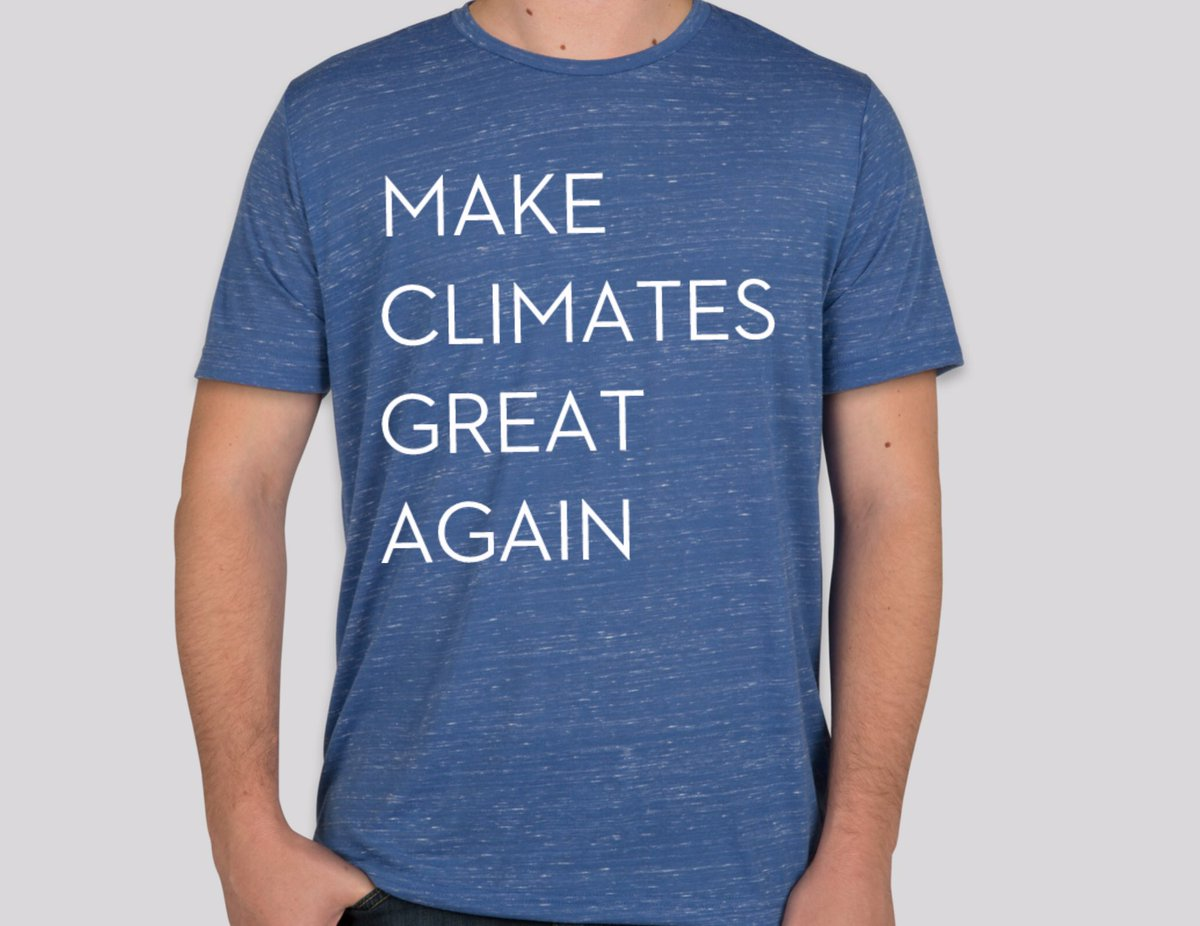 Would you purchase this shirt if you knew that 100% of profits went to a cause to help fix the climate that we live in? Working with agriculture has opened my eyes even more, as to what we need to change and support. Be honest! I want to know. Thanks! https://t.co/awBtVh0pis